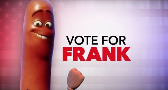 Vote for the Sausage Party on Digital Today! 15