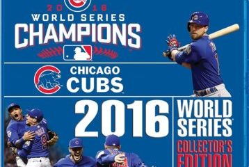 2016 WORLD SERIES COLLECTOR'S EDITION: CHICAGO CUBS 25