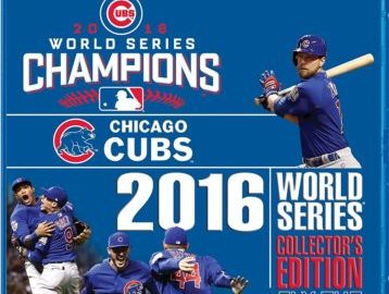 2016 WORLD SERIES COLLECTOR'S EDITION: CHICAGO CUBS 38