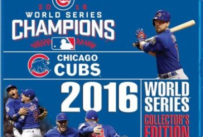 2016 WORLD SERIES COLLECTOR'S EDITION: CHICAGO CUBS 11