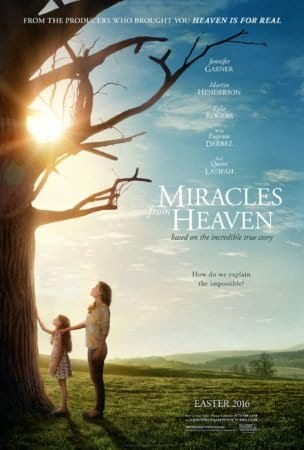 THE WORST OF 2016: 8) MIRACLES FROM HEAVEN 1
