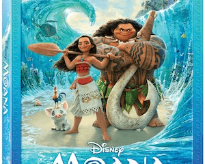 MOANA is coming to BLU-RAY on March 7th 19