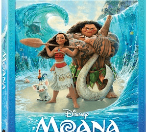 MOANA is coming to BLU-RAY on March 7th 40