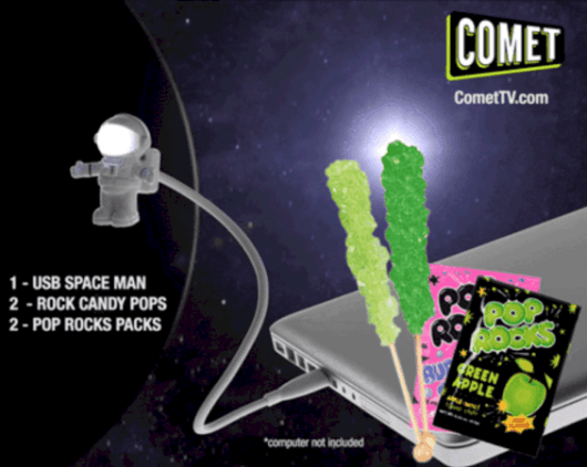 COMET TV has new shows to air in January 2017. Plus, a contest! 3