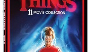 STRANGE THINGS - 11 MOVIE COLLECTION 4