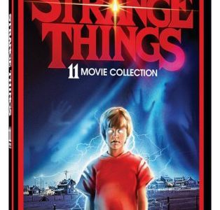 STRANGE THINGS - 11 MOVIE COLLECTION 11
