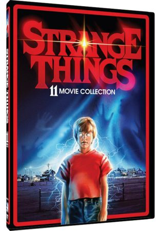 STRANGE THINGS - 11 MOVIE COLLECTION 3