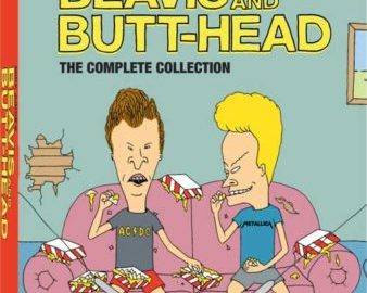 BEAVIS AND BUTT-HEAD: THE COMPLETE COLLECTION 57