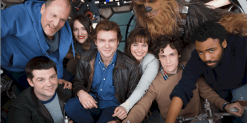 HAN SOLO - A NEW STAR WARS STORY BEGINS PRODUCTION 13