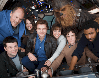 HAN SOLO - A NEW STAR WARS STORY BEGINS PRODUCTION 19