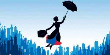 """Production Begins on """"Mary Poppins Returns"""" 16"""