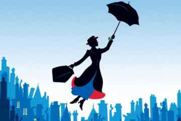 """Production Begins on """"Mary Poppins Returns"""" 8"""