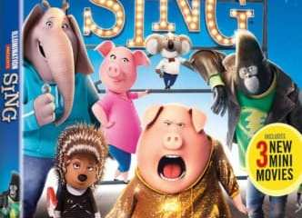 SING Blu-ray/DVD Release + ALL NEW MINI-MOVIE SNEAK PEAK – Available 3/21 8