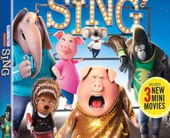 SING Blu-ray/DVD Release + ALL NEW MINI-MOVIE SNEAK PEAK – Available 3/21 42