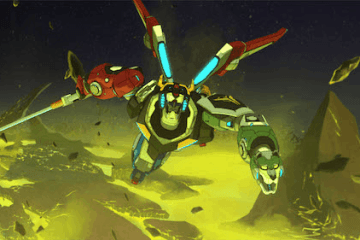 DreamWorks Animation Television and Netflix Release DreamWorks Voltron Legendary Defender Season 2 Clip 7