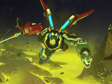 DreamWorks Animation Television and Netflix Release DreamWorks Voltron Legendary Defender Season 2 Clip 51