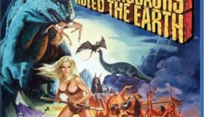 WHEN DINOSAURS RULED THE EARTH 13