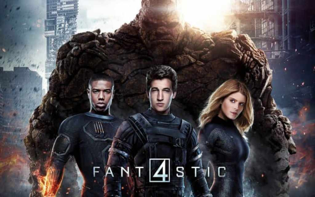 Could The Fantastic Four Really Make a Comeback? 39