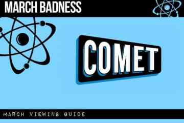 Who's ready for March Movie Badness on CometTV? 23