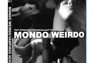 MONDO WEIRDO / VAMPIROS SEXOS Premieres on BLU-RAY/DVD March 14, 2017 19