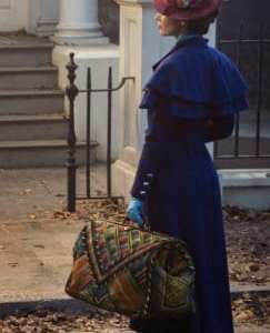"""WORLDWIDE FIRST LOOK AT EMILY BLUNT AS MARY POPPINS IN """"MARY POPPINS RETURNS"""" 27"""