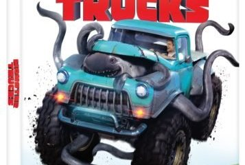 MONSTER TRUCKS 8