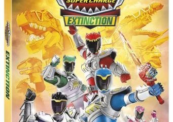POWER RANGERS DINO SUPER CHARGE: EXTINCTION 11