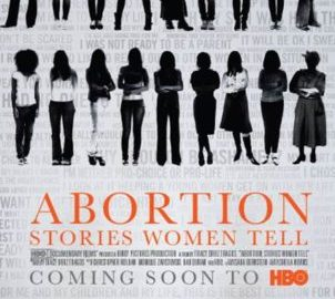 Abortion: Stories Women Tell airs on April 3rd and lands a trailer. 40