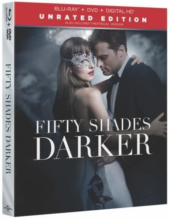 FIFTY SHADES DARKER UNRATED EDITION Arrives on Digital HD 4/25 and on Blu-ray & DVD 5/9 1