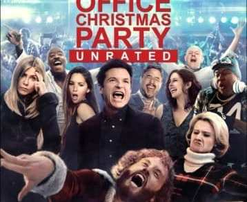 OFFICE CHRISTMAS PARTY 7