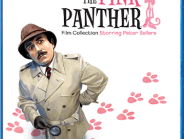 "LINEUP OF NEW BONUS FEATURES UNVEILED FOR 6/27 SET ""BLAKE EDWARDS' THE PINK PANTHER FILM COLLECTION"" 50"
