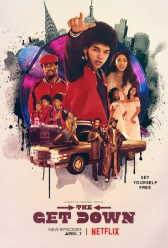 THE GET DOWN Part II  Trailer is here - Premiering April 7th 5