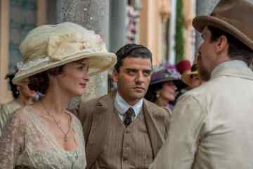 THE PROMISE - See the Official Poster Featuring Oscar Isaac & Christian Bale NOW! 15