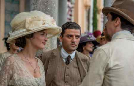 THE PROMISE - See the Official Poster Featuring Oscar Isaac & Christian Bale NOW! 14