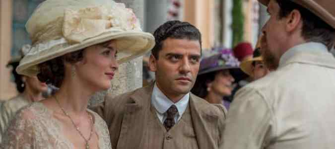 THE PROMISE - See the Official Poster Featuring Oscar Isaac & Christian Bale NOW! 27
