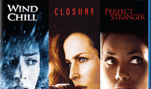 3 MOVIES TRIPLE FEATURE: WIND CHILL/CLOSURE/PERFECT STRANGER 12