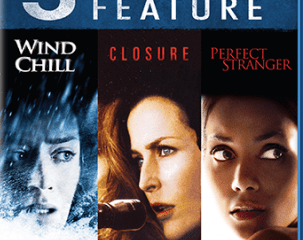 3 MOVIES TRIPLE FEATURE: WIND CHILL/CLOSURE/PERFECT STRANGER 15