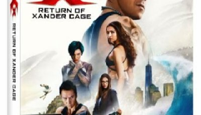 xXx: RETURN OF XANDER CAGE debuts May 16th on 4K Ultra HD/Blu-ray/DVD and on Digital HD May 2nd 6