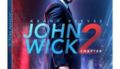 JOHN WICK CHAPTER 2 arrives on Digital HD 5/23 and on 4K, Blu-ray & DVD 6/13 10
