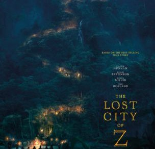 LOST CITY OF Z, THE 3