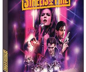 """Walter Hill's """"Streets of Fire"""" Collector's Edition 2-Disc BD set debuts 5/16 16"""