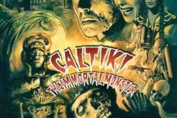 CALTIKI: THE IMMORTAL MONSTER 21