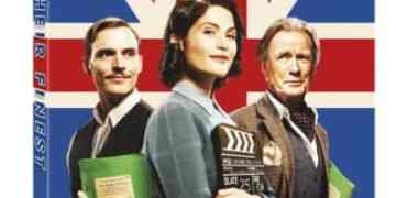 Their Finest arrives on Blu-ray™ (plus Digital HD) and DVD on July 11 9