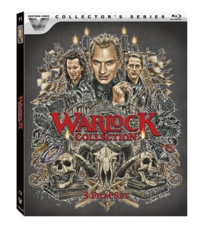 WARLOCK COLLECTION 1