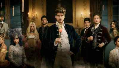 """YOUTUBE REVEALS ALL-STAR CAST FOR SECOND SEASON OF """"ESCAPE THE NIGHT"""" STARRING JOEY GRACEFFA 6"""