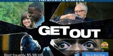 Top-Selling Thriller, GET OUT, Available To Rent On FandangoNOW 17