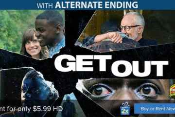 Top-Selling Thriller, GET OUT, Available To Rent On FandangoNOW 20