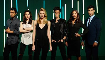 MEET THE STARS OF FREEFORM¹S HIT SERIES THE FOSTERS, SHADOWHUNTERS, AND STITCHERS, PLUS ITS NEW SERIES THE BOLD TYPE, AT D23 EXPO 2017 5