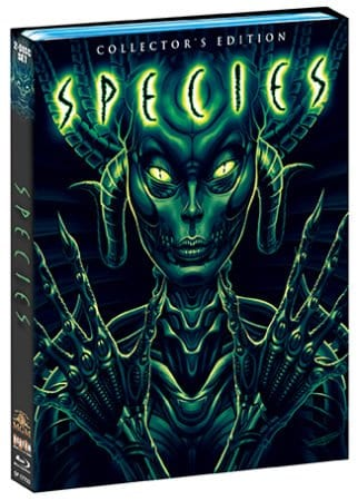 SPECIES Collector's Edition Blu-ray set - coming to home ent. shelves July 11 from Scream Factory 1