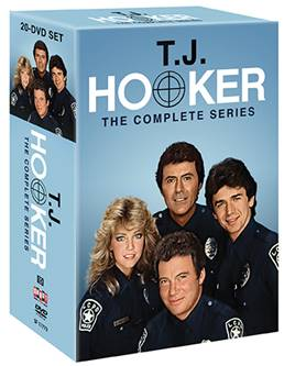 T.J. HOOKER: THE COMPLETE SERIES comes to DVD on July 18th 3